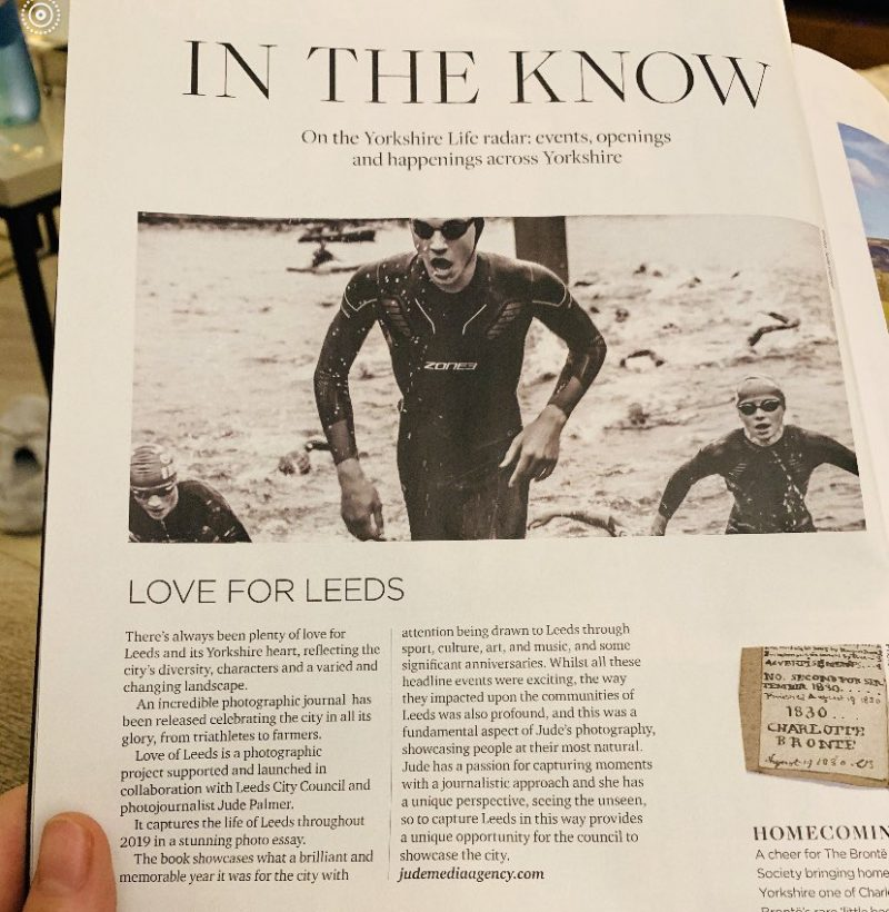 In the Know! Yorkshire Life Focuses on Love of Leeds