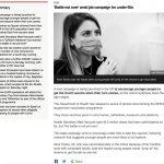 National Press Focus on NHS Images